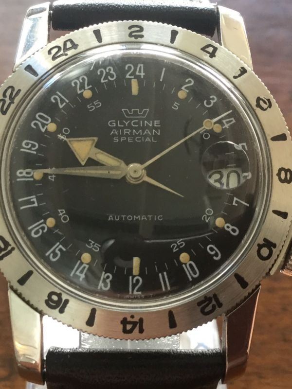 Glycine Airman Special 24 hours, 1964