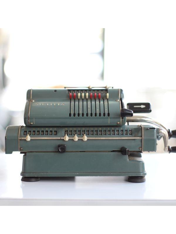 Melitta / RDT Calcolatrice meccanica, anno 1955 ca