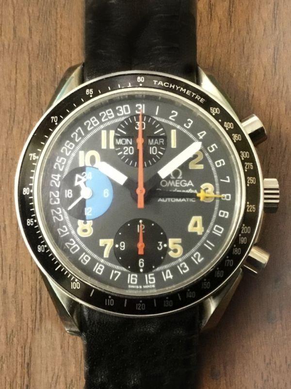 Omega Speedmaster Mk 40 ref. 3520.53.00, 1990 ca