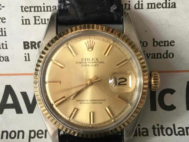 Rolex Oyster Perpetual Datejust, 1970