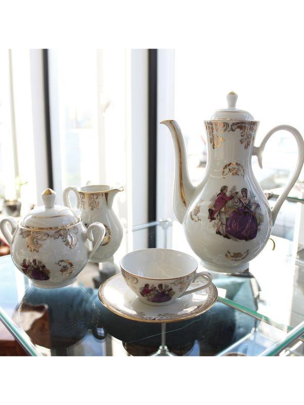 Servizio da tè    del 1930 ca