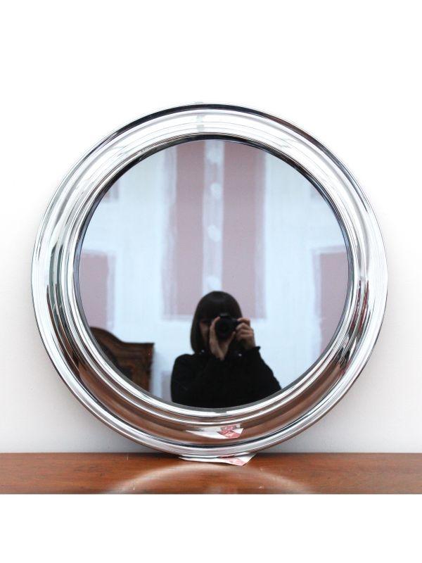 Specchiera ovale    del 1970 ca