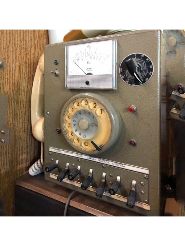 Urmet Telefono centralino, anno 1960