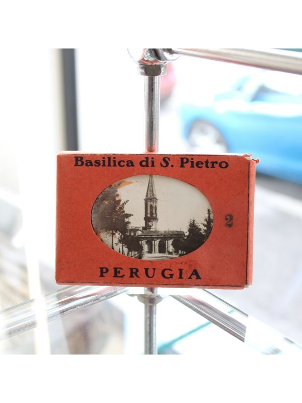 Portafoto Bromostampa Torino del 1940 ca