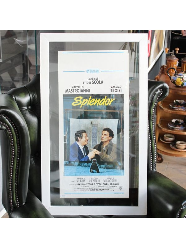 Locandina 'Splendor'   del 1989