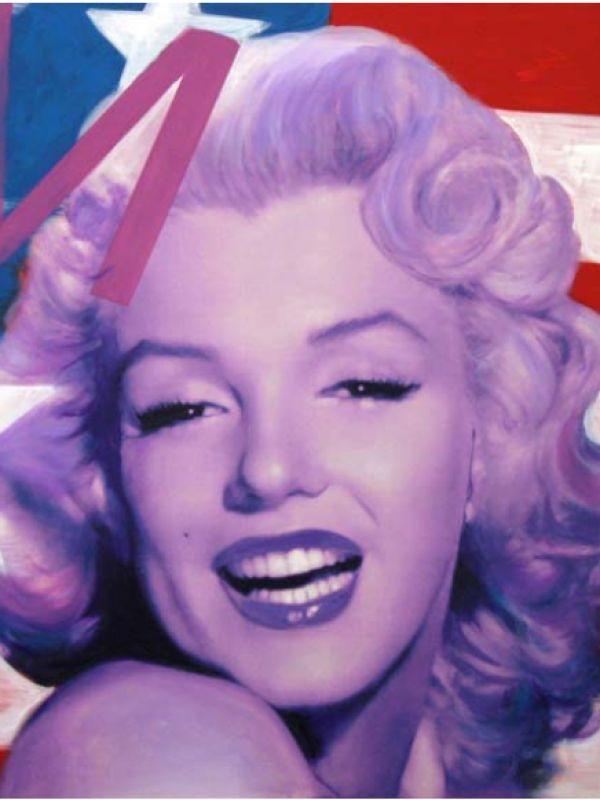 Marilyn Monroe, serie Dive