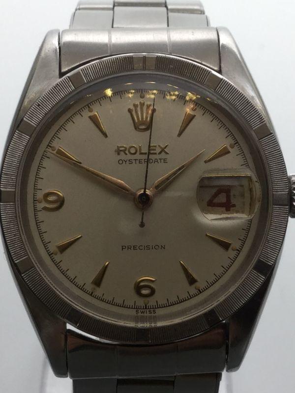 Rolex Oysterdate precision, 1942