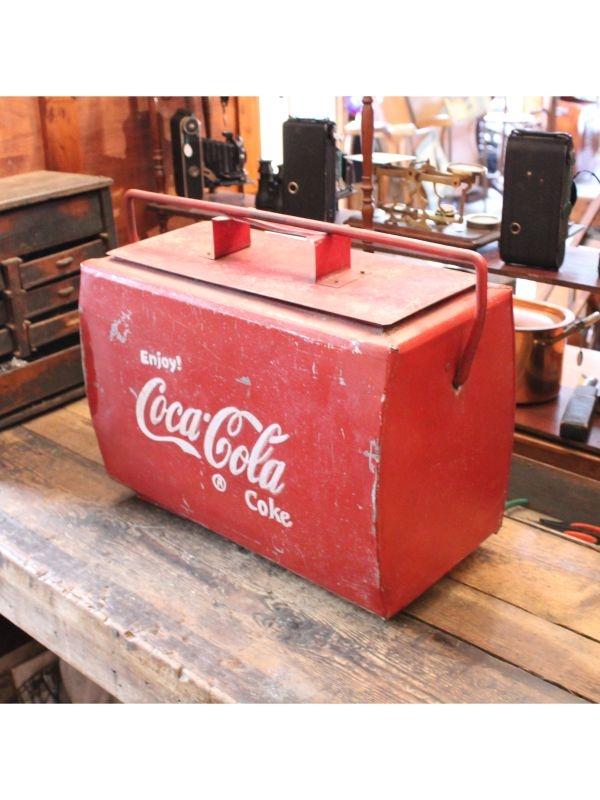 Ghiacciaia Coca-Cola del 1950 ca
