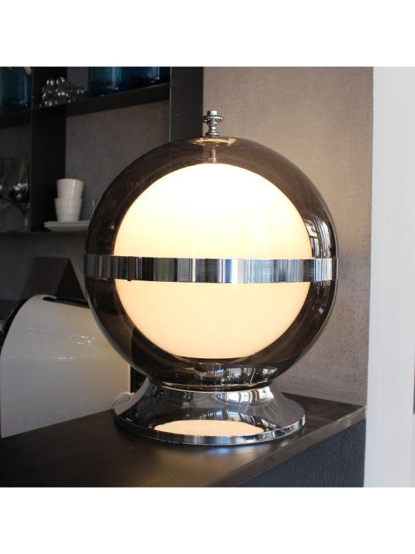 Lampade da tavolo sfera    del 1970 ca