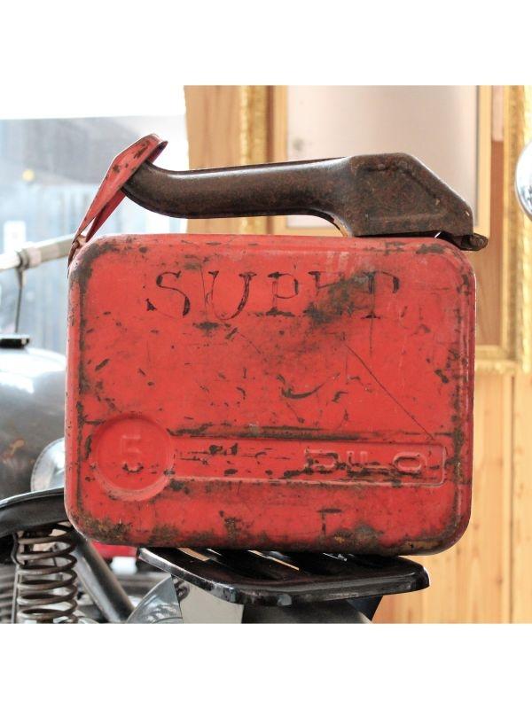 Tanica benzina 5 litri Dilo del 1959