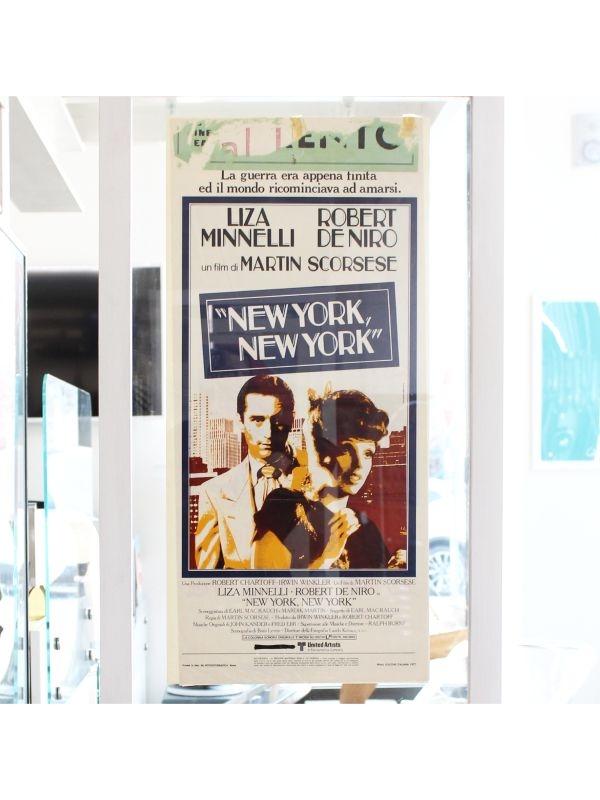 Locandina 'New York, New York'   del 1977