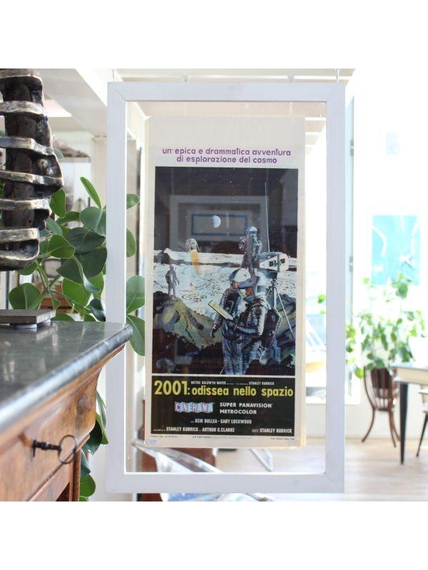 Locandina '2001: Odissea nello spazio'   del 1968