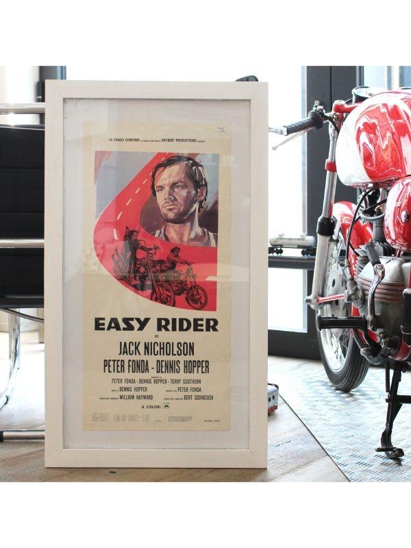 Locandina 'Easy rider'   del 1969