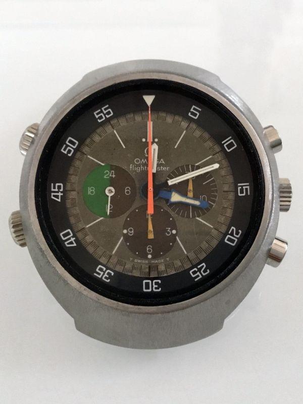 Omega Flightmaster c.910 ref. ST145.013,  1969