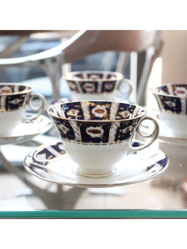 Servizio da tè / caffè (8 pz)    del 1930 ca
