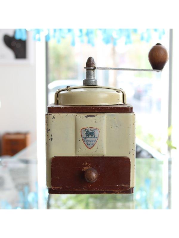 Macinacaffè Peugeot Freres del 1940 ca