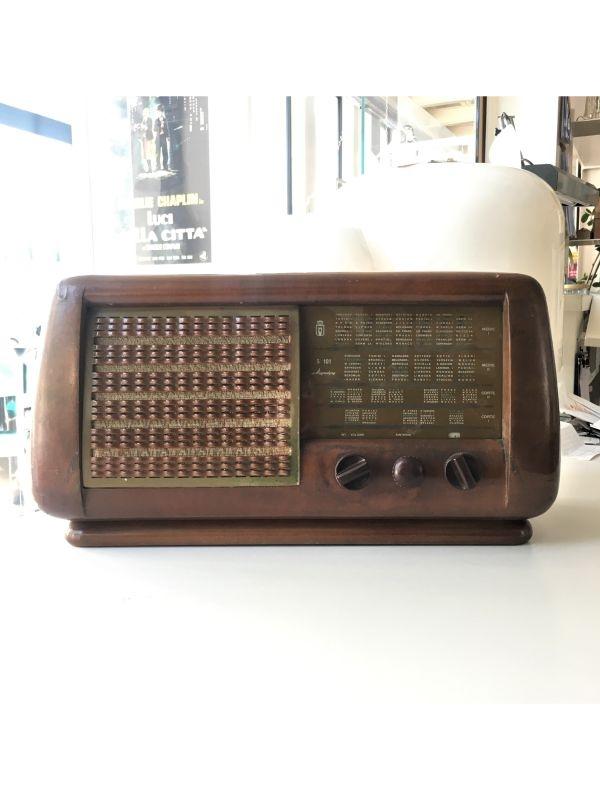 Radio Magnadyne S 101, anno 1950 ca