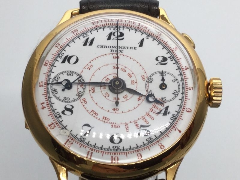 Rex Chronometre, 1920