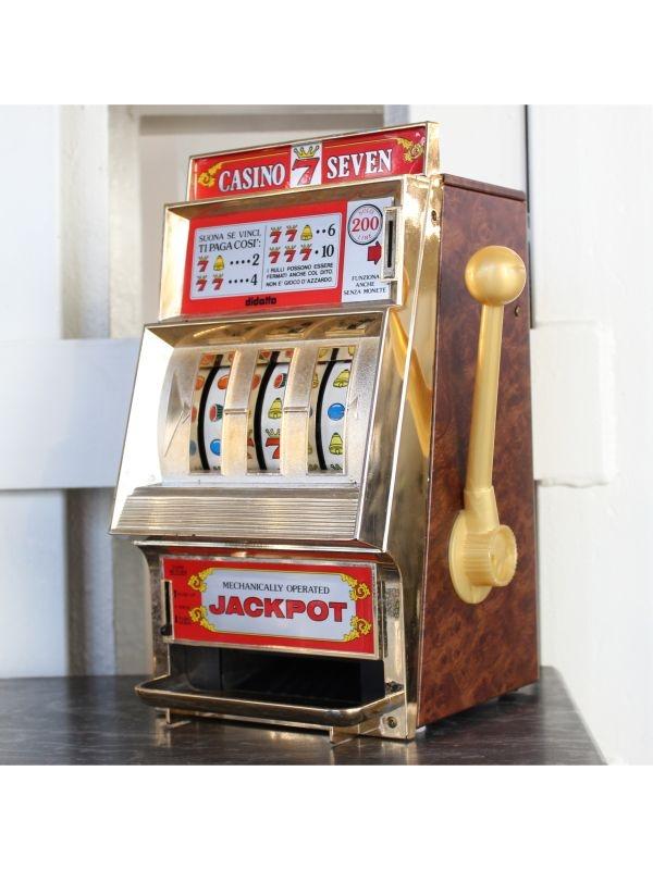 Mini Slot Machine Waco del Anni '70