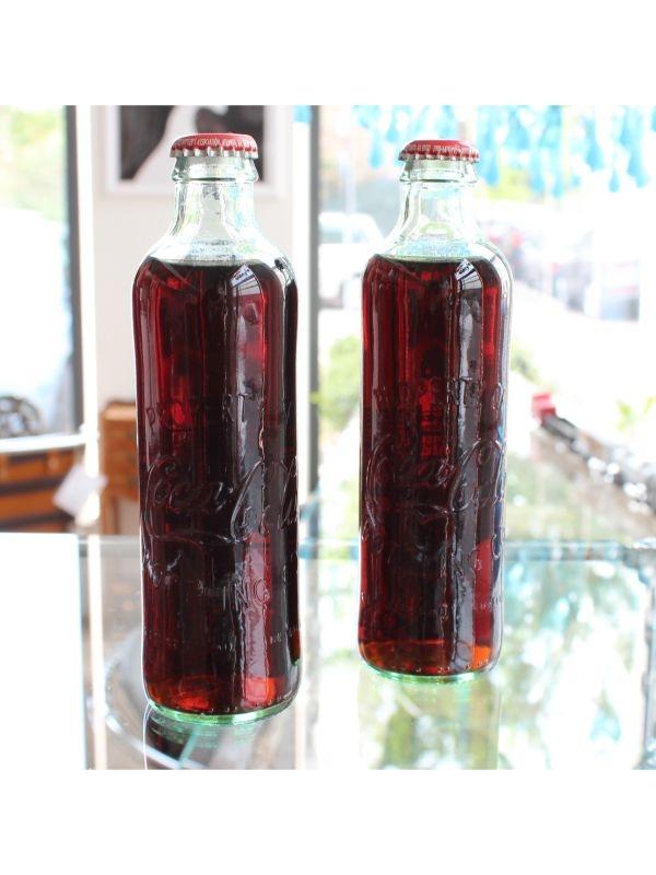 Bottigliette Coca-Cola da collazione (1 pz) Coca-Cola del 2007