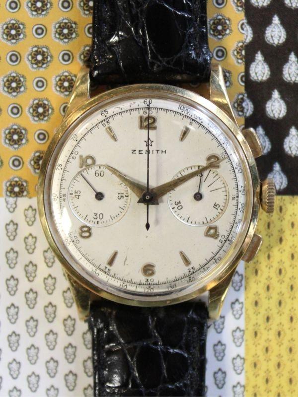 Zenith Chronograph star, 1950