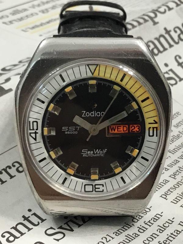 Zodiac SeaWolf Yachting, 1970 ca