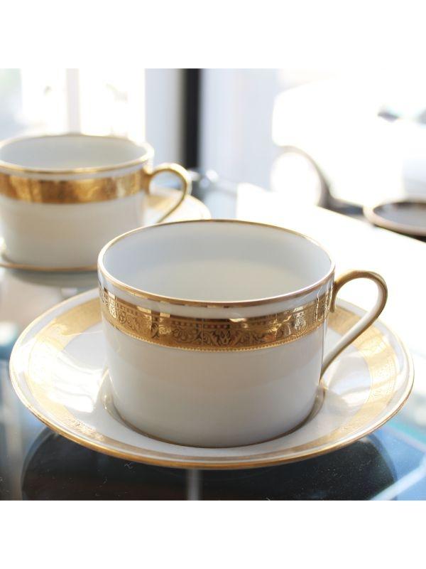 Servizio da tè (8 pz)  Limoges del 1950 ca