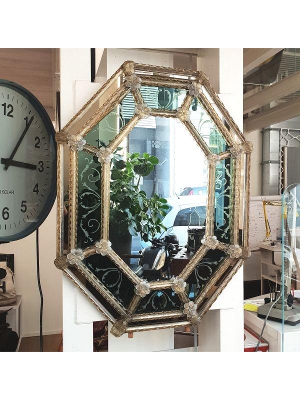 Specchio da parete   del 1930 ca