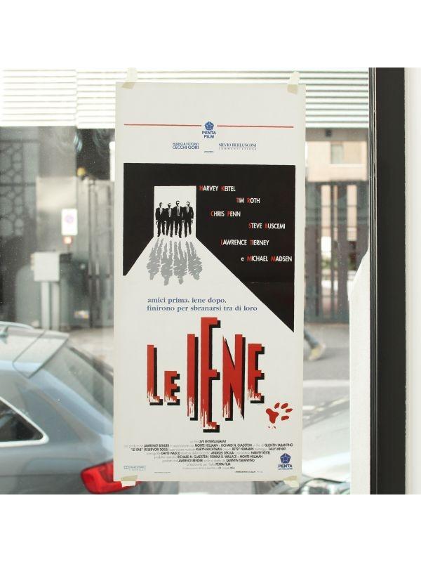 Locandina 'Le iene'   del 1992