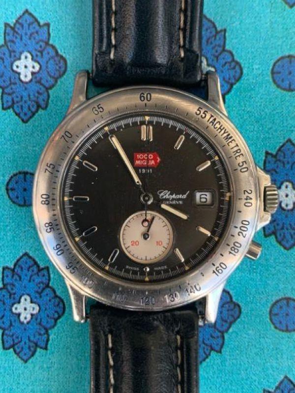 Chopard 8182, 1991