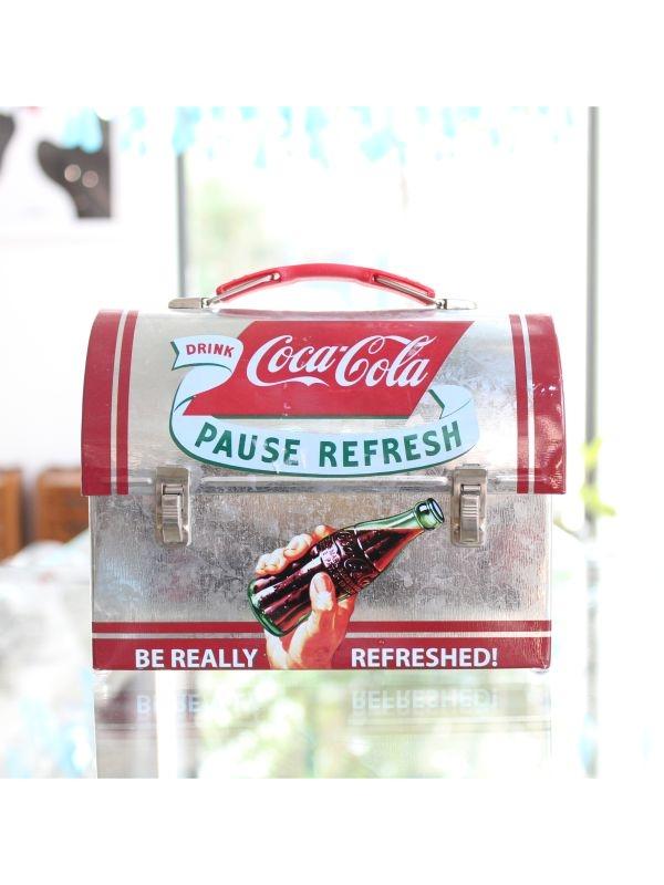 Porta pranzo Coca-Cola Coca-Cola del 1970 ca