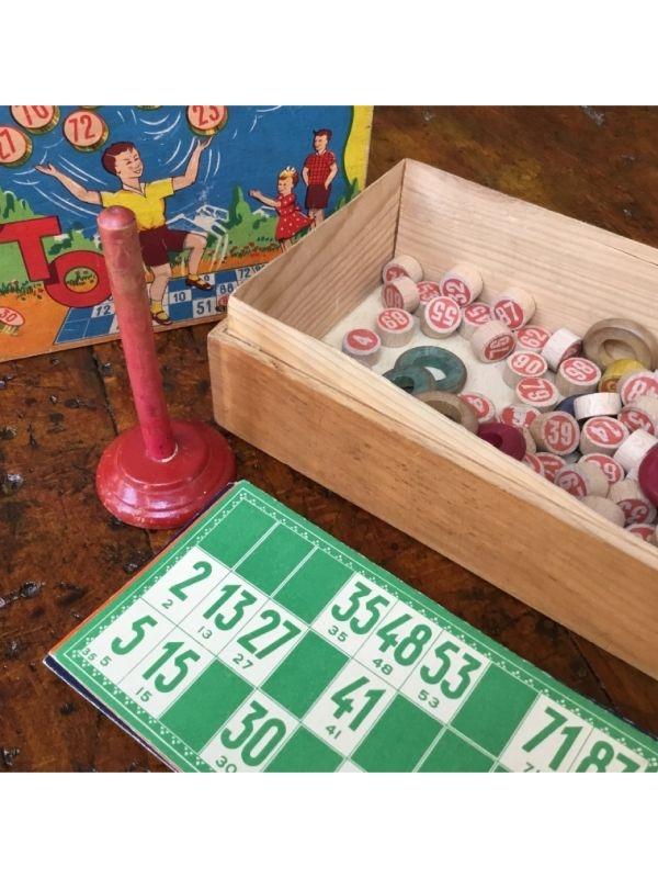 Gioco Lotto     del 1960 ca