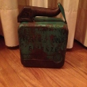 Tanica benzina 10 litri FAWI del 1959 2