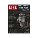Rivista 'Life' - Allunaggio Time Magazine del 27 Aprile 1962 1