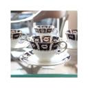 Servizio da tè / caffè (8 pz)    del 1930 ca 1