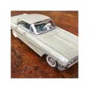 Modellino automobile cabrio    del 1950 1