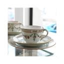 Servizio da tè (2 pz) Balmoral China - R&D Ltd England del 1909-1933 1
