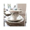 Servizio da tè (6 pz) Royal Standard del 1940-1959 1