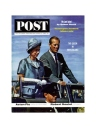 Rivista 'The Saturday Evening Post'    del 27 Aprile 1963 1