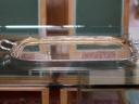 Vassoio grande rettangolare con maniglie Romeo Miracoli e Figlio del 1930 7